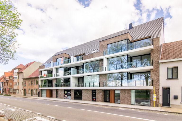Residentie Hof ter Walle Roeselare Meensesteenweg