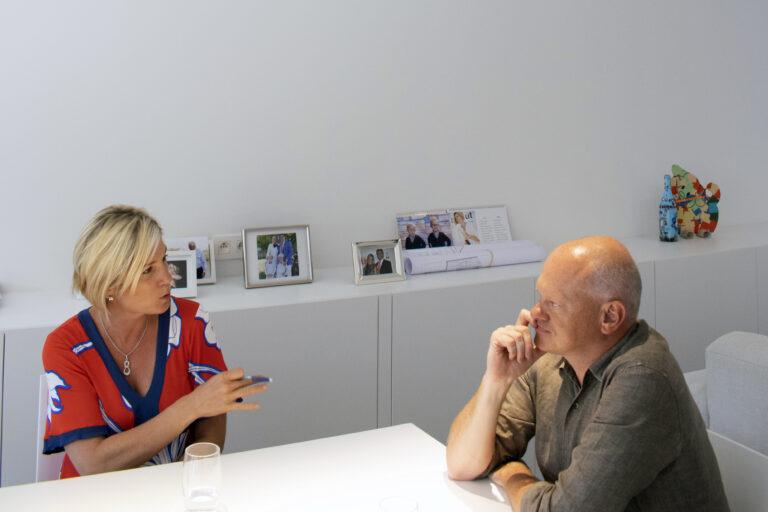 Karolien Lafaut & Koen Heijse (CAAN Architecten)